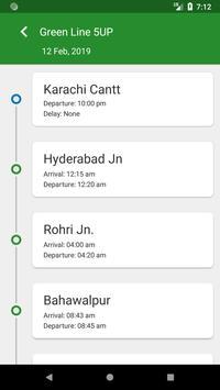 Pak Rail Live screenshot 5