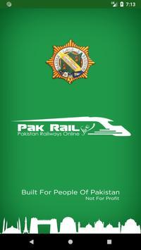 Pak Rail Live poster