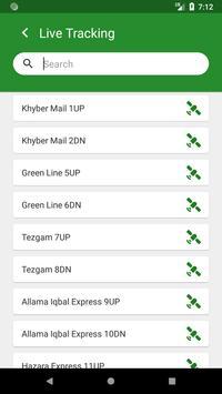 Pak Rail Live screenshot 2