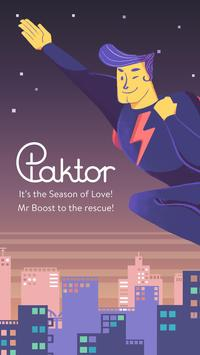 Paktor poster