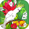 Tap Coloring Book - Color By Number icon