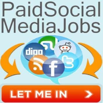 Paid Social Media Jobs screenshot 4