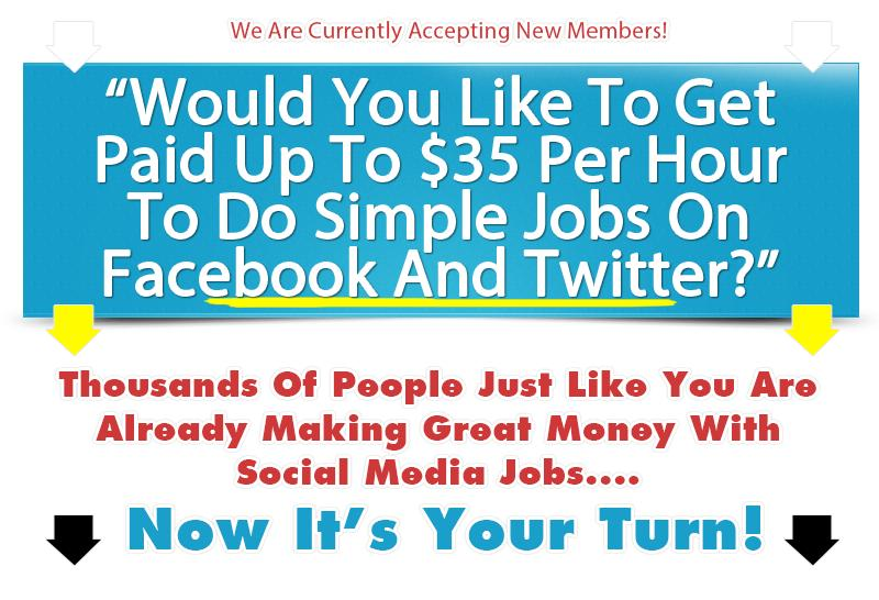 Paid Social Media Jobs for Android - APK Download
