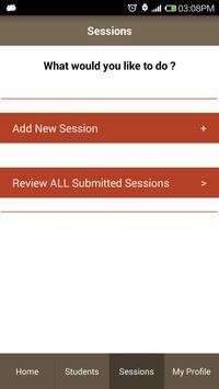 Session Summary screenshot 2