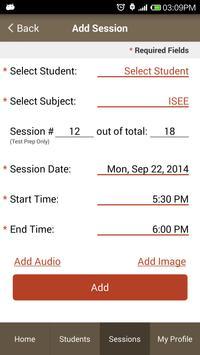 Session Summary screenshot 3