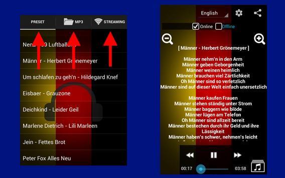 Learn German with Music screenshot 5