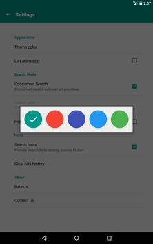 Torrent Search Engine screenshot 13
