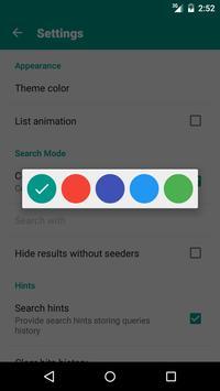 Torrent Search Engine screenshot 6