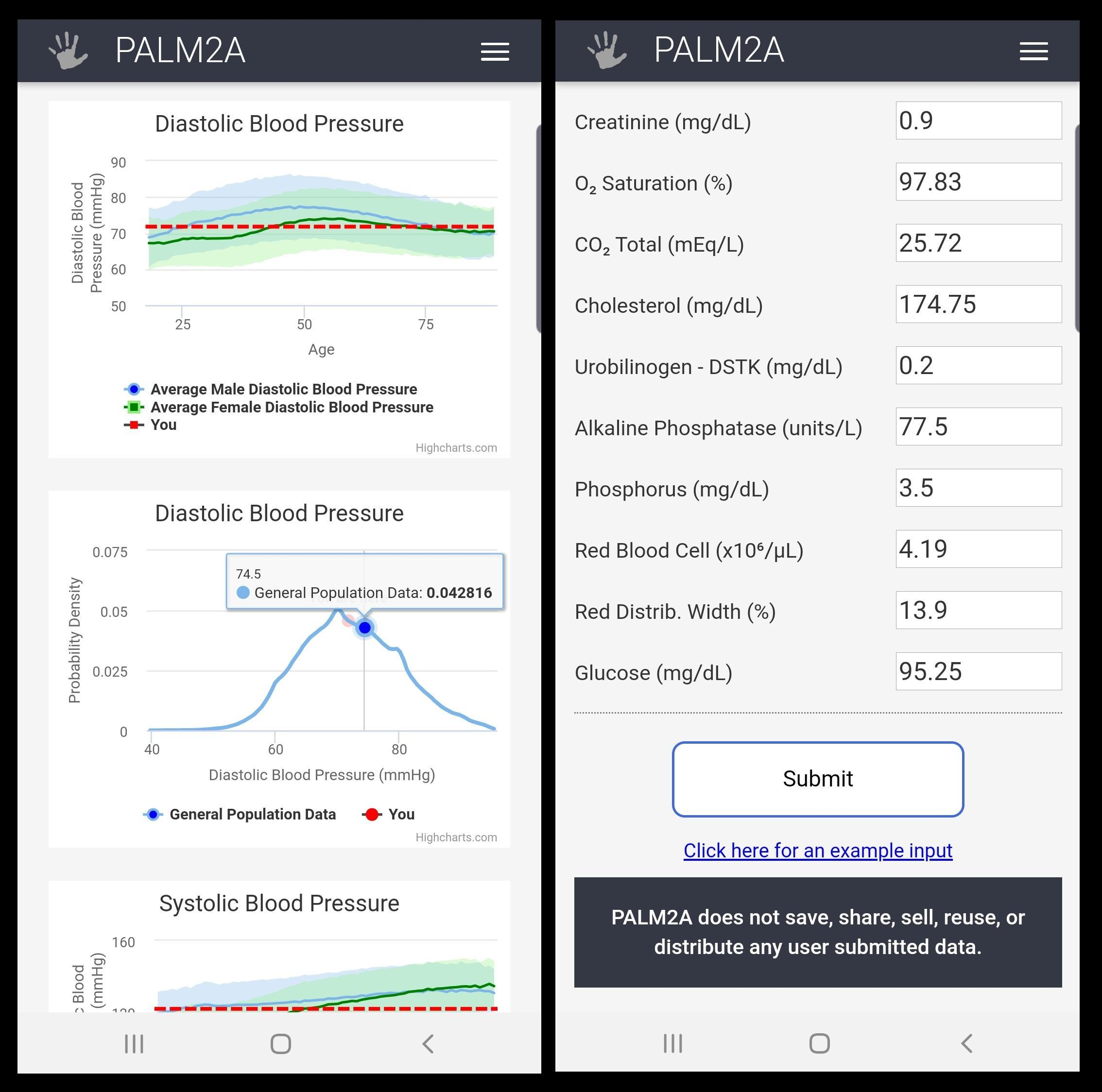 PALM2A - Age Prediction with Deep Learning for Android - APK
