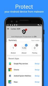 Cortex XDR ảnh chụp màn hình 1