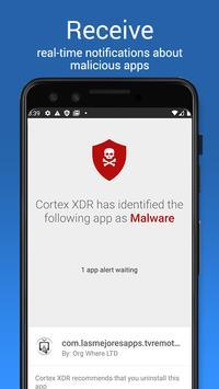 Cortex XDR ảnh chụp màn hình 2
