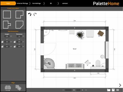 Palette Home screenshot 16