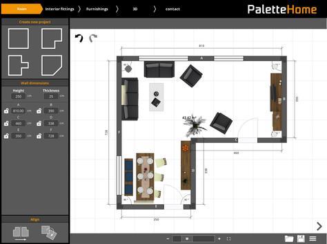 Palette Home screenshot 20