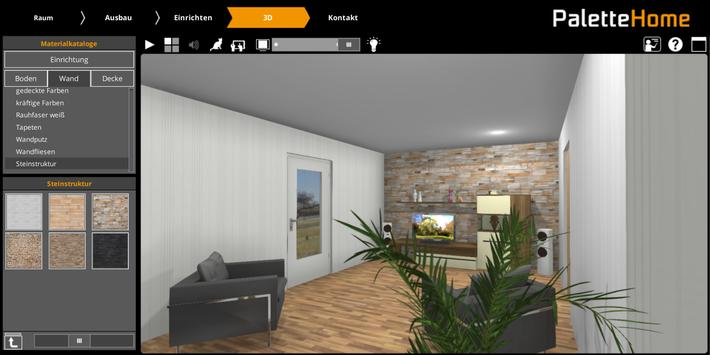 Palette Home screenshot 2