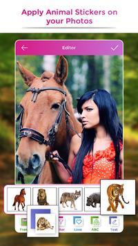 Wild Animal Photo Frames screenshot 1