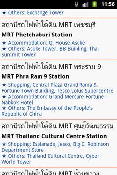 BKK Stations screenshot 3