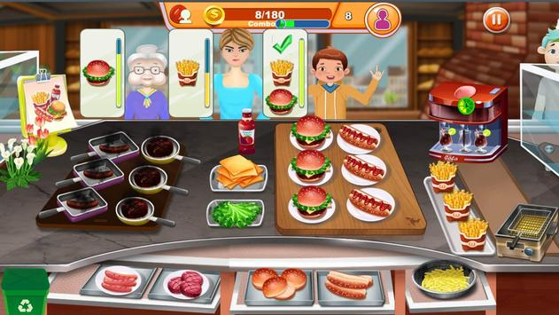 Masterchef : Kitchen craze screenshot 1