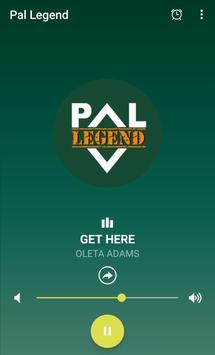 Pal Legend poster
