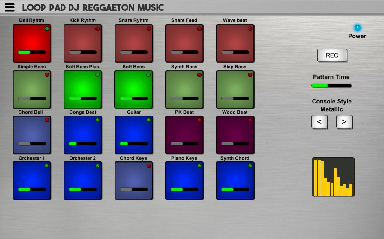 Loop Pad DJ Reggaeton Music for Android - APK Download