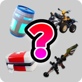 Fortnite - Kennst du alle Items icon
