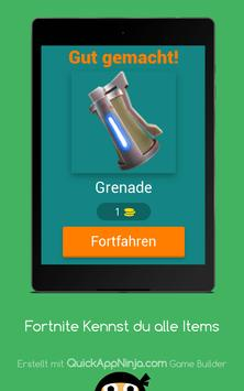 Fortnite - Kennst du alle Items screenshot 8