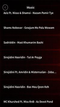 Pamir Radio screenshot 3
