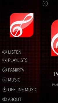 Pamir Radio screenshot 2