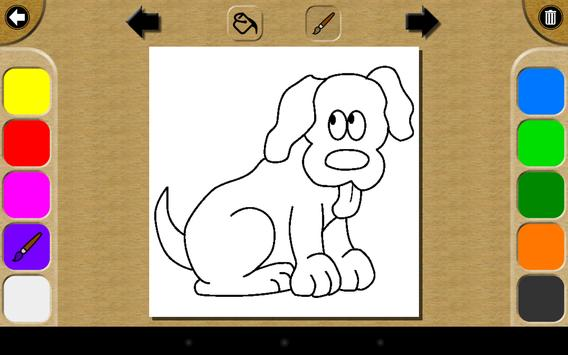 Baby Paint - Coloring book screenshot 10