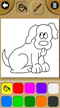 Baby Paint - Coloring book screenshot 2