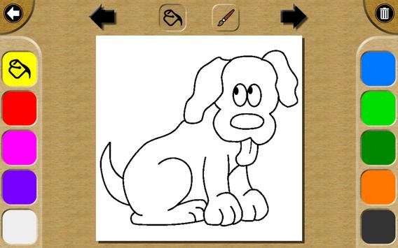 Baby Paint - Coloring book screenshot 6