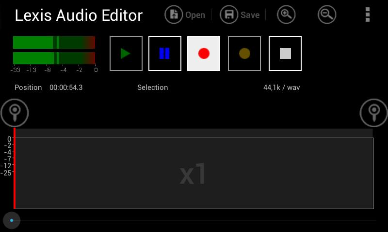 Lexis Audio Editor for Android - APK Download