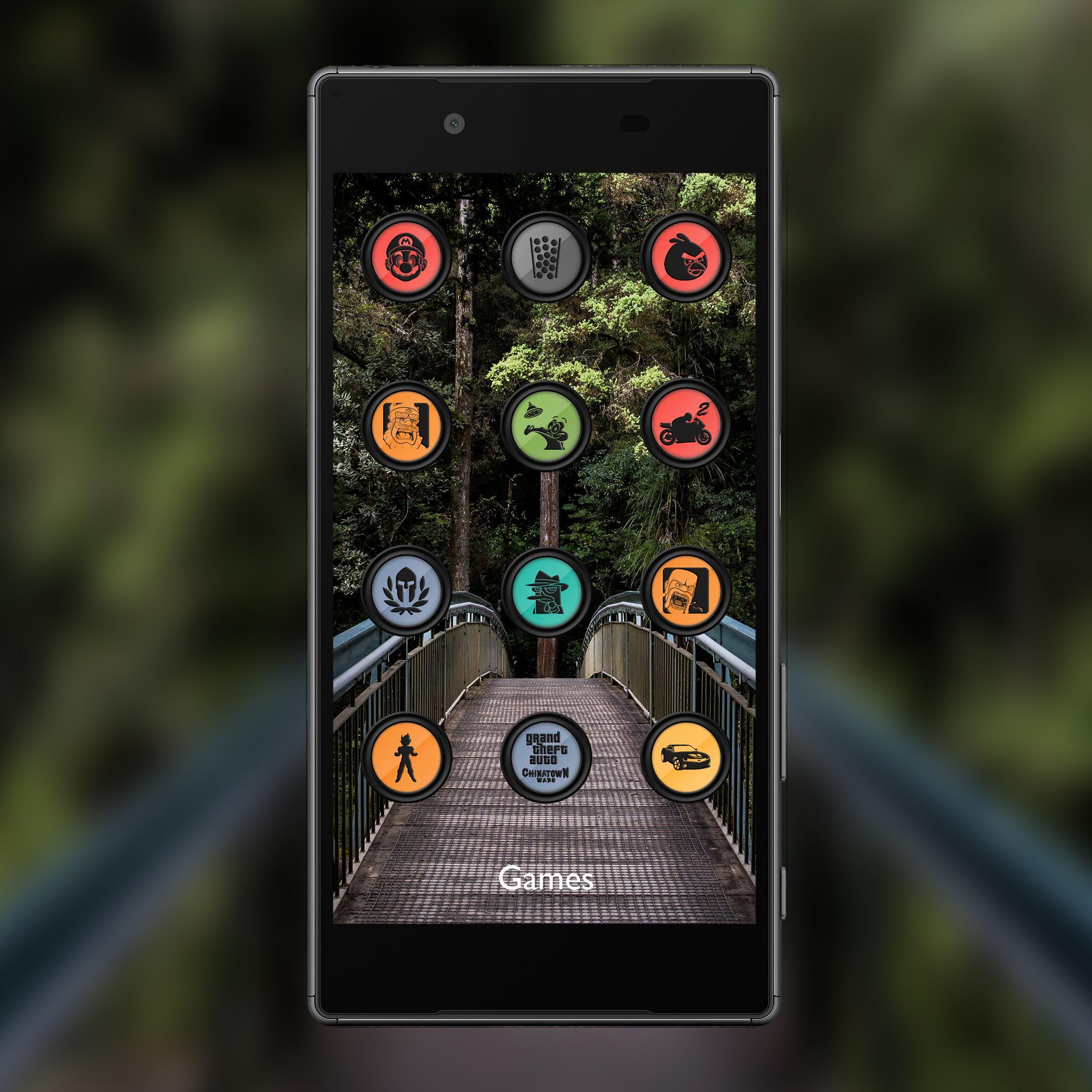 Ramka Frame - Icon pack para Android - APK Baixar