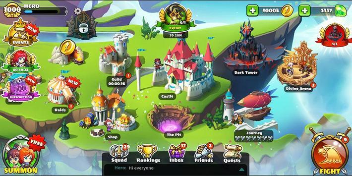 Mighty Party captura de pantalla 5