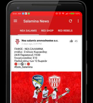 Salamina News screenshot 6