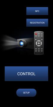 Smart Projector Control poster