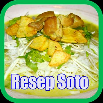 Resep Soto poster