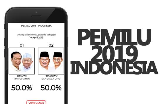 Pemilu 2019 screenshot 2