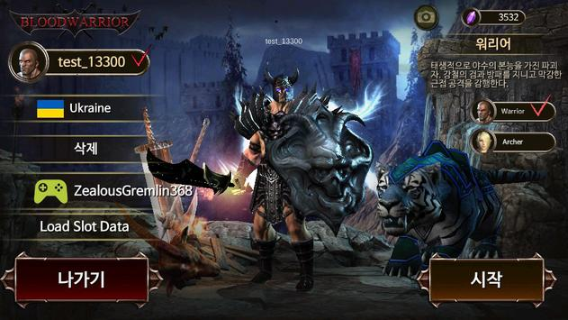 BloodWarrior screenshot 4