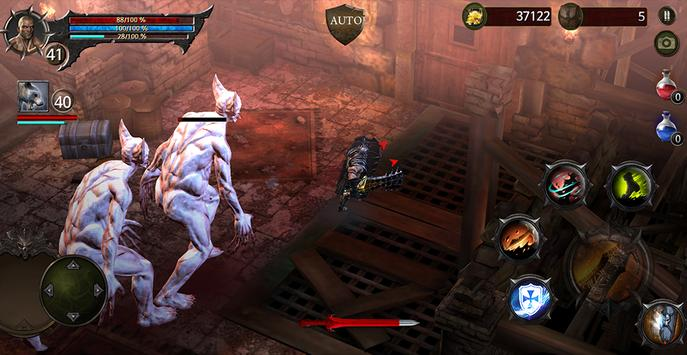 BloodWarrior screenshot 9