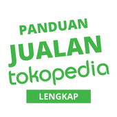 Panduan Jualan di Tokopedia Lengkap icon