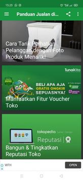 Panduan Jualan di Tokopedia Lengkap screenshot 2