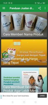 Panduan Jualan di Tokopedia Lengkap screenshot 3