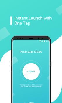 Panda AutoClicker poster