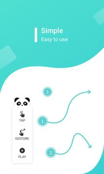 Panda AutoClicker screenshot 2