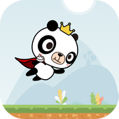 Panda Fly 图标