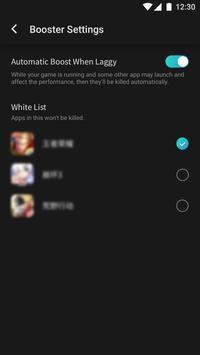 Panda Game Booster & GFX Tool for Battleground captura de pantalla 3