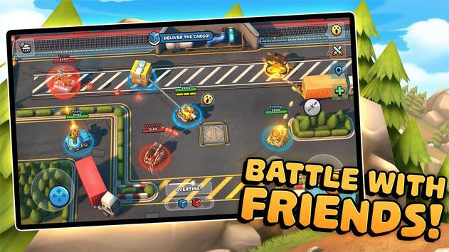 Pico Tanks: Multiplayer Mayhem poster