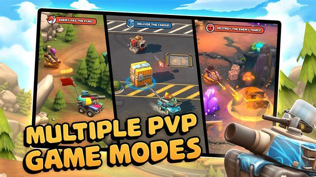 Pico Tanks: Multiplayer Mayhem screenshot 1