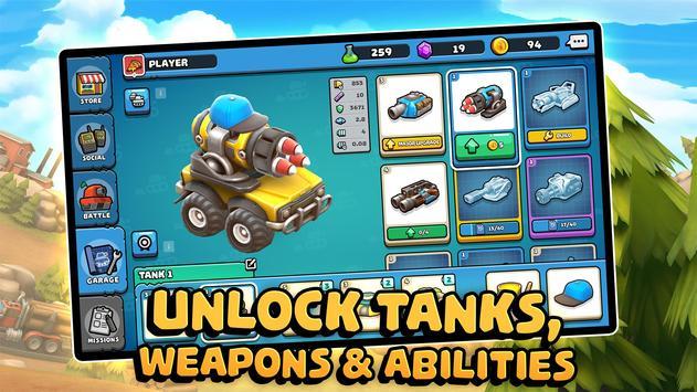 Pico Tanks: Multiplayer Mayhem screenshot 4