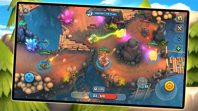 Pico Tanks: Multiplayer Mayhem screenshot 5